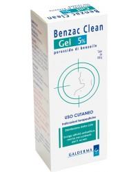 BENZAC*CLEAN 5% GEL 100 GR