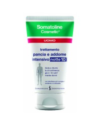SOMATOLINE UOMO PANCIA ADDOME 10 NOTTI 150ML