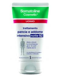 SOMATOLINE COSMETIC UOMO PANCIA NOTTE 10 300 ML