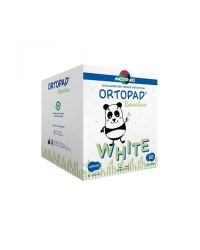 ORTOPAD WHITE BAMBOO CER JUNIOR 50PZ