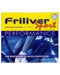 FRILIVER SPORT PERFORMANCE 24 BUSTE