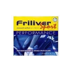 FRILIVER SPORT PERFORMANCE 24 BUSTE